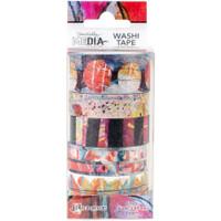 Dina Wakley Media - Washi Tape Set #1 - Set of 6