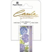 Paper House Washi Tape - Set of 2 - Hydrangea By Carol Shiber