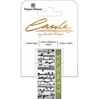 Paper House Washi Tape - Set of 2 - Birch By Carol Shiber