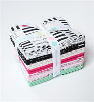 Riley Blake Designs - Shine by Simple Simon & Co - Fat Quarter Bundle