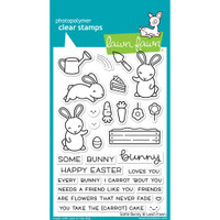 Lawn Fawn Clear Stamps - Some Bunny