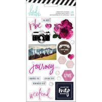 Heidi Swapp - Hawthorne Cardstock Stickers