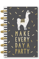 Create 365 - The Happy Planner - Me and My Big Ideas - 2018 - 2019 MINI Happy Planner® - Gold Getter