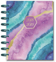 Create 365 - The Happy Planner - Me and My Big Ideas - 2018 - 2019 Classic Happy Planner® - Agate