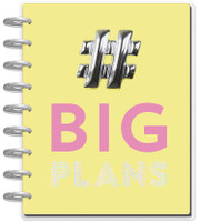Create 365 - The Happy Planner - Me and My Big Ideas - 2018 - 2019 Classic Happy Planner® - Big Plans