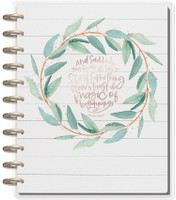 Create 365 - The Happy Planner - Me and My Big Ideas - DELUXE Happy Memory Keeping™ Planners - BIG - Rustic