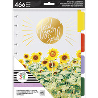 Create 365 - Me and My Big Ideas - The Happy Planner - 6-Month Undated Extension Pack - Wellness - Classic