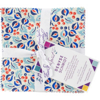 Denyse Schmidt Fabrics - Precuts Charm Pack - Ludlow by Denyse Schmidt