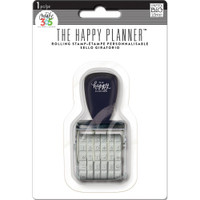 Create 365 - Me and My Big Ideas - The Happy Planner - Roller Stamp - Hours