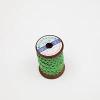 Lori Holt - Vintage Trim - Green Small - 12 Yards 1/4 inch (3.5mm)