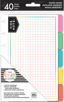 Create 365 - Me and My Big Ideas - The Happy Planner - Brights - Sticky Note Tabs