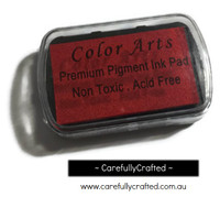 Premium Pigment Ink Pad - Red #IP-P6