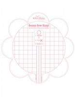 Riley Blake Designs - Bee In My Bonnet -  Lori Holt - Seam Guide - Pink