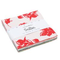 Moda Fabric Precuts Charm Pack - Smitten by Bonnie & Camille