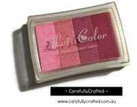 Stamp Ink Pad - Pink Shades #IP-4