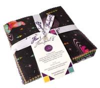 Free Spirit Fabric Precuts - Spirit Animal by Tula Pink - Charm Pack