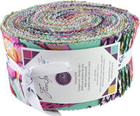Free Spirit Fabric Precuts - Chipper by Tula Pink - Jelly Roll