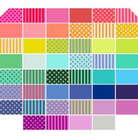 Free Spirit Fabrics - All Stars by Tula Pink - Charm Pack