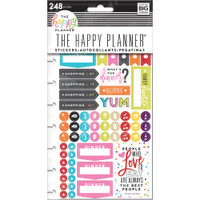 Create 365 - Me and My Big Ideas - The Happy Planner - Planner Stickers - What's for Dinner