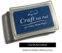 Stamp Ink Pad - Blue #IP-10