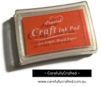 Stamp Ink Pad - Orange #IP-12