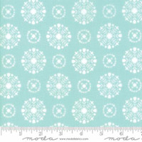 Vintage Holiday - Bonnie & Camille -  Aqua  #55166  12