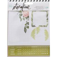 Heidi Swapp - Storyline2 Journaling Stickers - Botanical