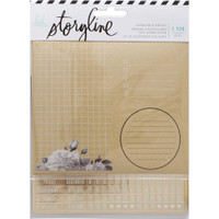Heidi Swapp - Storyline2 Journaling Stickers - Kraft