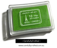 Stamp Ink Pad - Green #IP-20