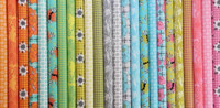 Ella Blue Fabric - Matilda by Emma Jean Jansen - Fat Quarter Bundle