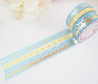 The Pink Room Co - Lace of Venus in BLUE Washi Collection - The Pink Room Co Exclusive Original