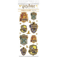 "Paper House - Sticky Pix Faux Enamel Stickers 8"" x 3""- Harry Potter"
