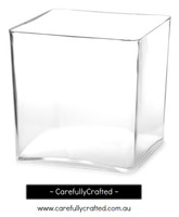 Acrylic Cube - Clear
