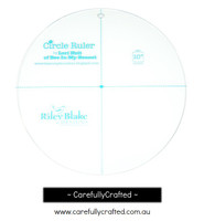 "10"" Circle Ruler - Lori Holt"