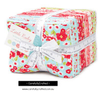 Moda Fabric Precuts Fat Quarter Bundle - Little Ruby by Bonnie and Camille
