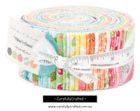 Moda Fabric Precuts Jelly Roll - Sew and Sew by Chloe's Closet