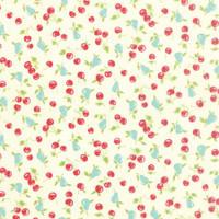 Moda Fabric - Vintage Picnic - Bonnie & Camille - Cream #55123-17