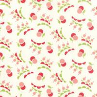 Moda Fabric - Vintage Picnic - Bonnie & Camille - Cream #55127-17