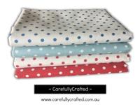 "Moda Fabric - ""Bread N Butter"" by American Jane Patterns, Sandy Klop for Moda fabrics - 50cm Piece Bundle = 2 metres"