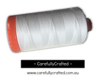 Aurifil Natural White 100% Cotton Mako Spool Thread Aurifil #MK50-2021