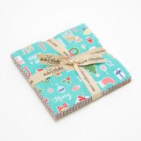 Riley Blake Fabric - Cozy Christmas - Lori Holt - 5 inch Stacker
