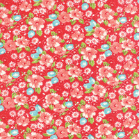 Moda Fabric - Little Ruby - Bonnie & Camille - #55130-11