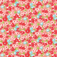 Moda Fabric - Little Ruby - Bonnie & Camille - #55130-13