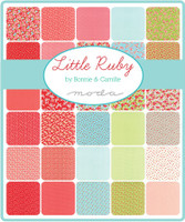 Moda Fabric - Little Ruby - Bonnie & Camille - Half Metre Bundle