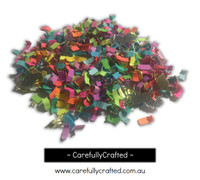1/2 Cup Unicorn Dandruff Confetti - Hand Mixed  #CB2