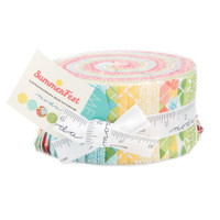 Moda Fabric Precuts Jelly Roll - Summerfest by April Rosenthal