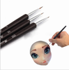 3pc Fine Detail Brush Set