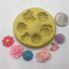 Mixed Flower Silicone Mold