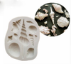 Sea Shell   Silicone Mold Set  10 cavity