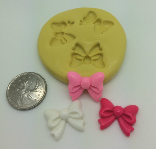 Most Popular Bow  Silicone Mold Set